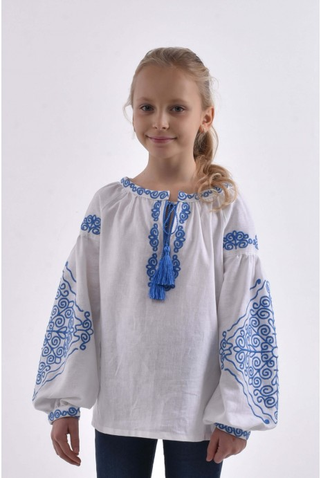 "Vyshyvanka for girls  ""Мorozets"""