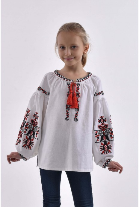 "Vyshyvanka for girls  ""Berehynya"""