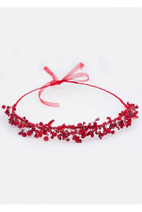 "Wreath red ""Shipshina"""