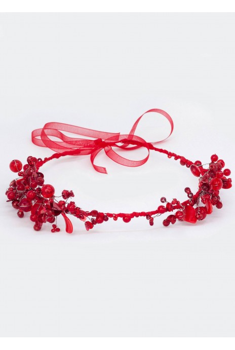 "Wreath ""Kislitsya"" red"