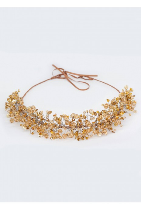 "Wreath gold ""Pervocvit"""