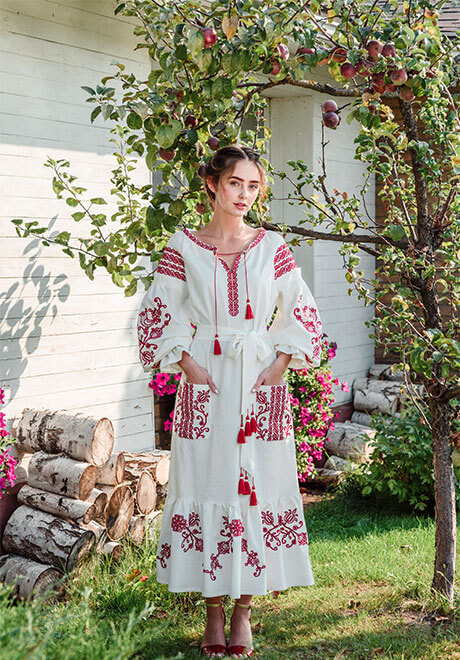 Women's dress vyshyvanka