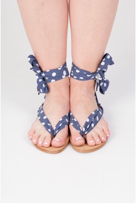 KAPTSI polka-dot pattern