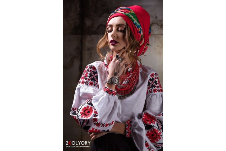 Embroidery dresses - Traditional Ukrainian Clothing