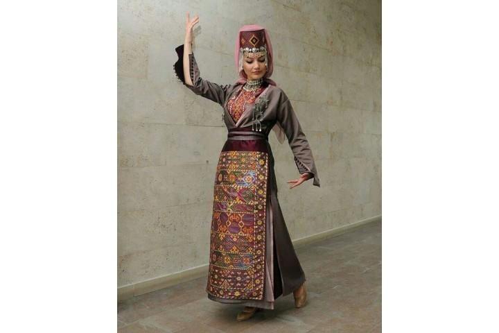 Вишиванки народів Кавказу