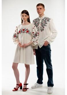 Embroideries for family Golubka and Talan