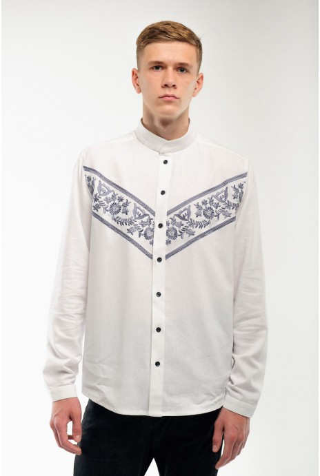 Embroidered shirt for men
