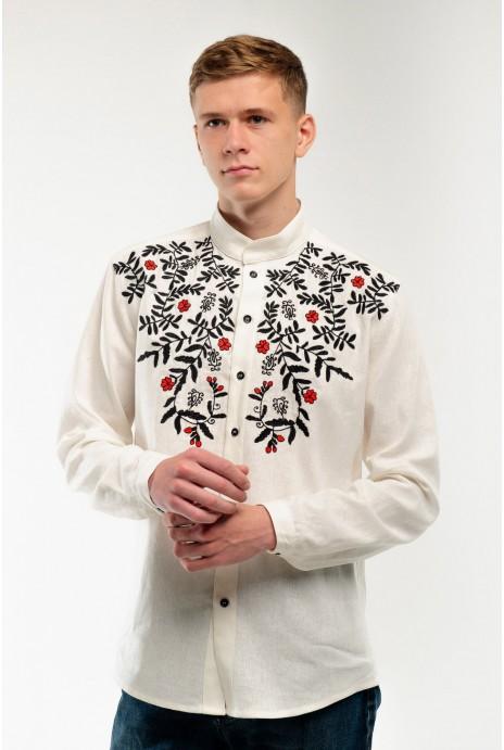 Мужская вышитая рубашка Талан