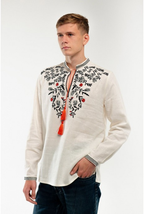 Embroidery for men Talan