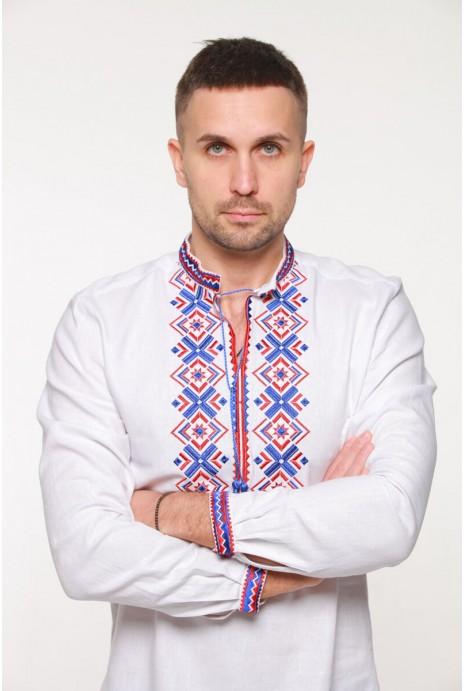 """Вышиванка мужская """"Ромбы Косач"""""""