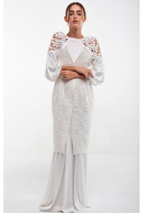 Платье вышитое Narechena