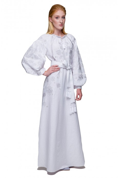 Отзыв о товаре Embroidered dress Gromovytsya white 28/07/2018