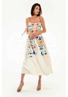 Вишита сукня Турія