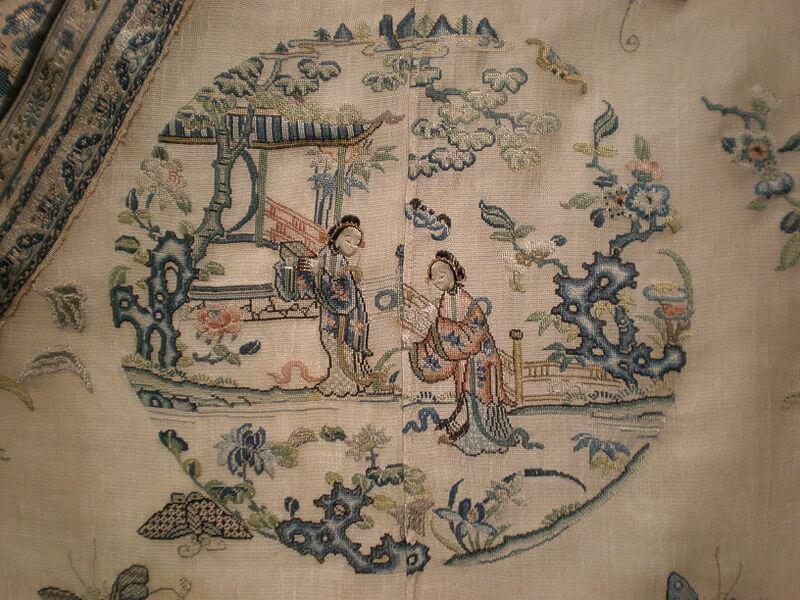 Японська вишиванка