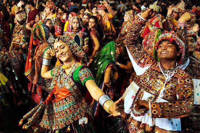 Индийская вышиванка в народе