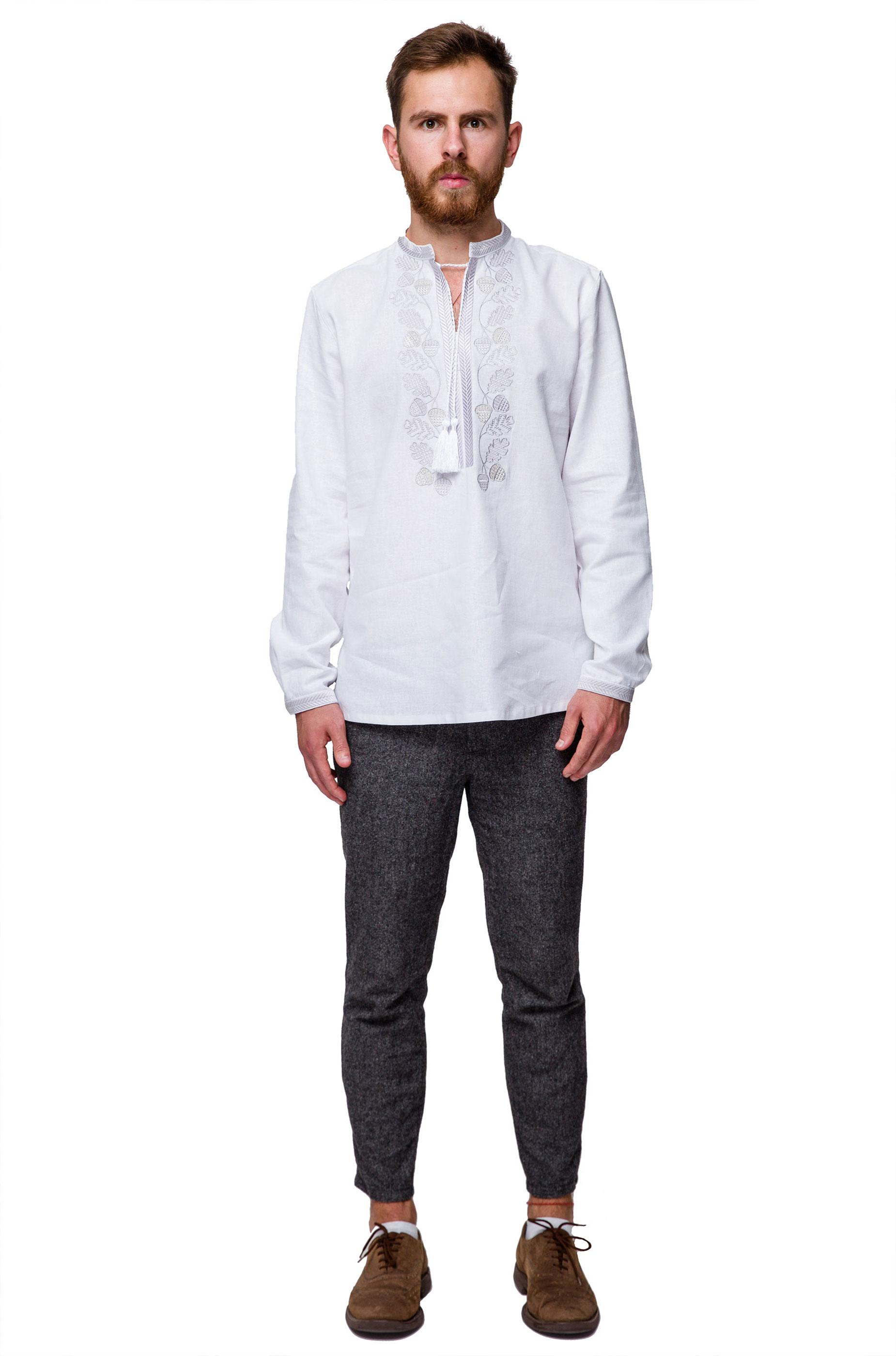 Купити чоловічий одяг з вишивкою недорого в Києві — 2KOLYORY. cc99a3caf0693
