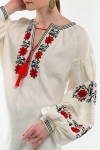 Embroidery for women Dolya milky